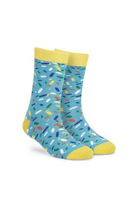 Unisex Printed Socks