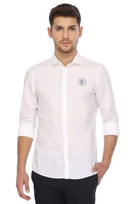 Buy Mens Casual Shirts Shirts For Men Online Shoppers Stop