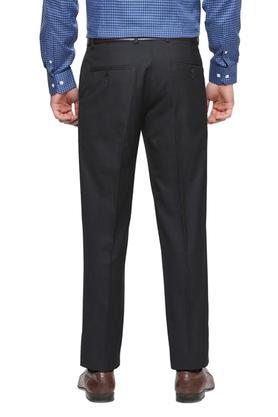 LOUIS PHILIPPEMens 4 Pocket Regular Fit Solid Formal Trouser