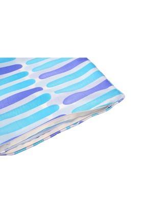 Striped Diwan Set - 6 Pieces
