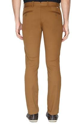Mens 5 Pocket Solid Chinos (511)