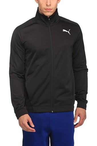 Mens High Neck Casual Tracksuit