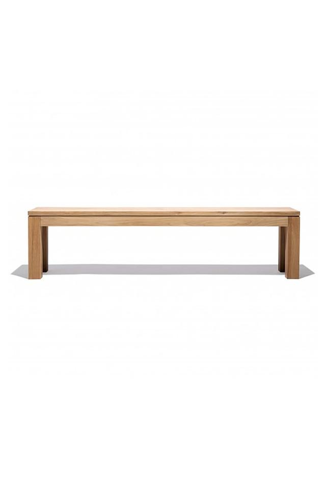 Natural Clive Bench