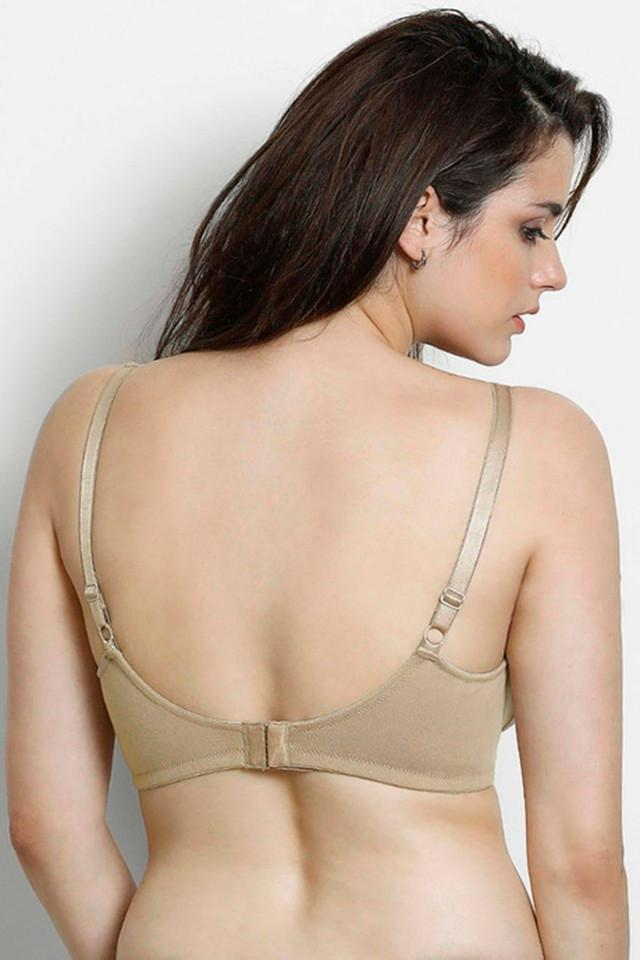 Womens Non Padded Non Wired Full Coverage Bra
