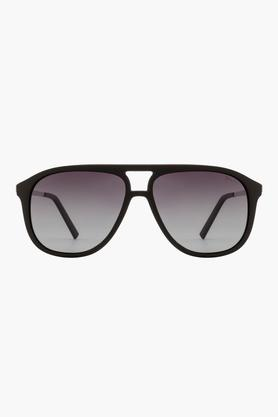 Mens Square Polarized Sunglasses - 1432OP-C04
