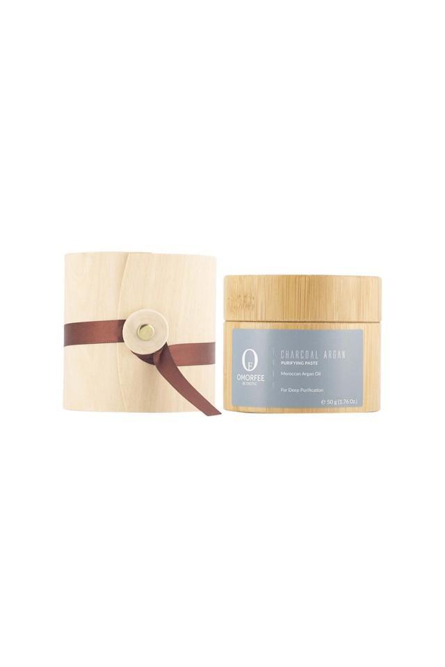 Charcoal Argan Purifying Paste