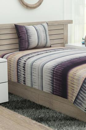 Printed Prime Collection Single Bedsheet with Pillow Cover