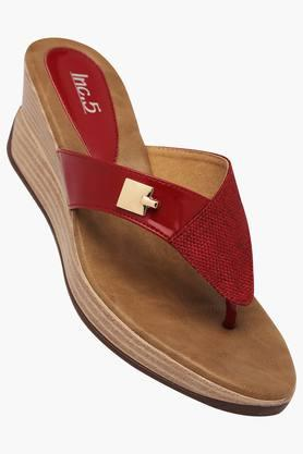Womens Casual Wear Slipon Closure Wedges