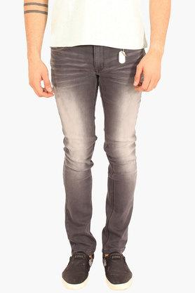 REX STRAUT JEANS Mens Slim Fit Heavy Wash Jeans - 203096170