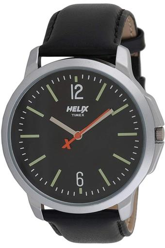 Mens Analogue Leather Watch - TW027HG01