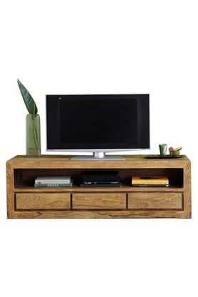 Brown Zooey TV Cabinet Unit