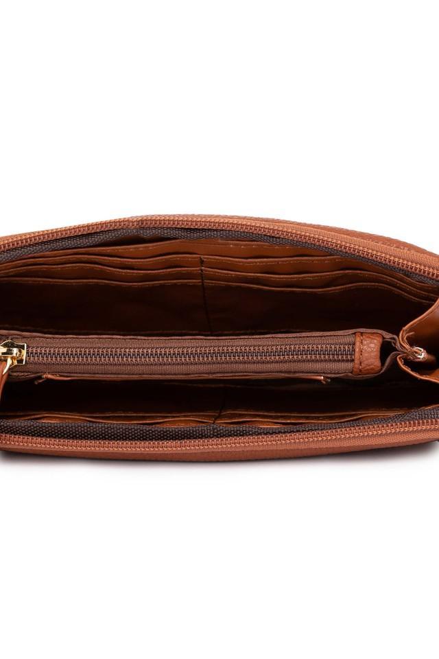 Womens Zipper Closure Wallet
