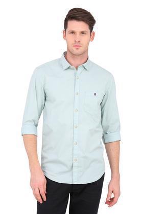 7cf066e154 X LOUIS PHILIPPE JEANS Mens Printed Casual Shirt. LOUIS PHILIPPE JEANS.  Mens Printed Casual Shirt .