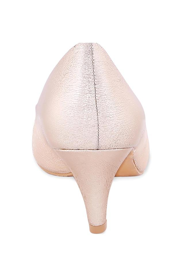 Womens Casual Wear Slip On Heeled Shoes