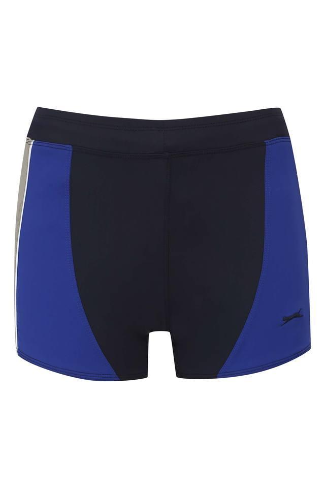 Mens Colour Block Swimwear Trunks