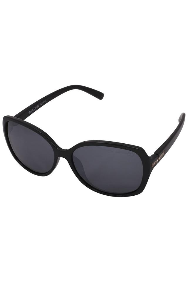 Womens Oversized Polycarbonate Sunglasses