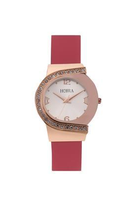 Womens Reina Series Silver Dial Analog Watch - PB817FLS15