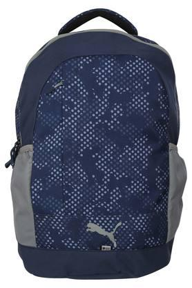 Mens 2 Compartment Zip Closure Laptop Backpack