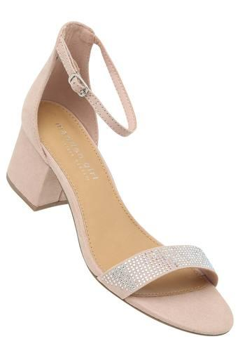 STEVE MADDEN -  Natural Heels - Main