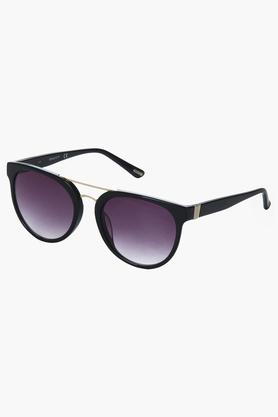 Womens Full Rim Round Sunglasses - GA802801B