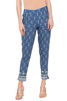 Womens Printed Pants