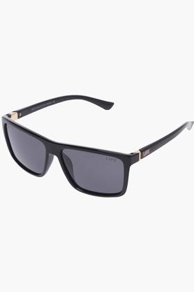 LIFE Mens Mirror Polarized Square Sunglasses - LIO57C10