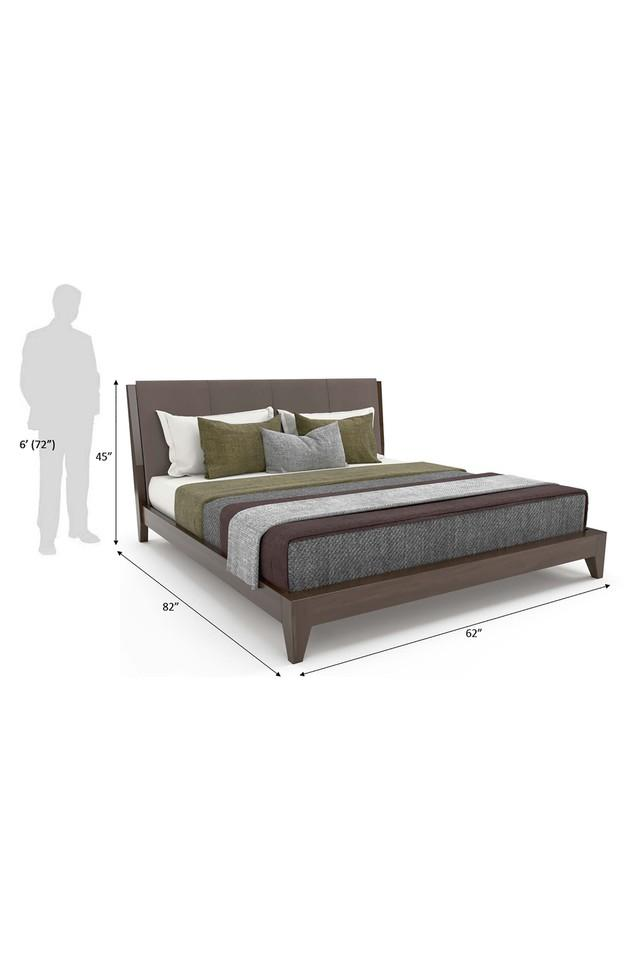 Brown Poliform Bed