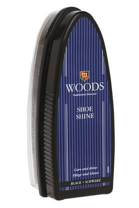 WOODLAND Mens Black Shoe Shine Brush