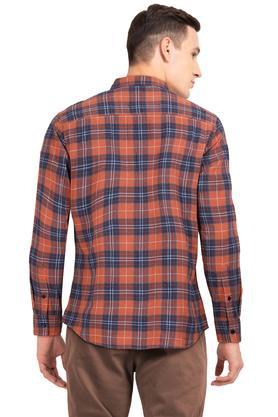 LIFE - OrangeCasual Shirts - 1