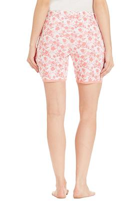 Womens Floral Print Shorts