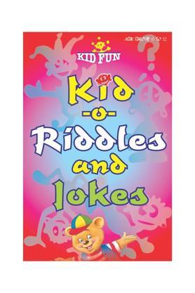 Kid-O-Jokes & Riddles Bind-Up
