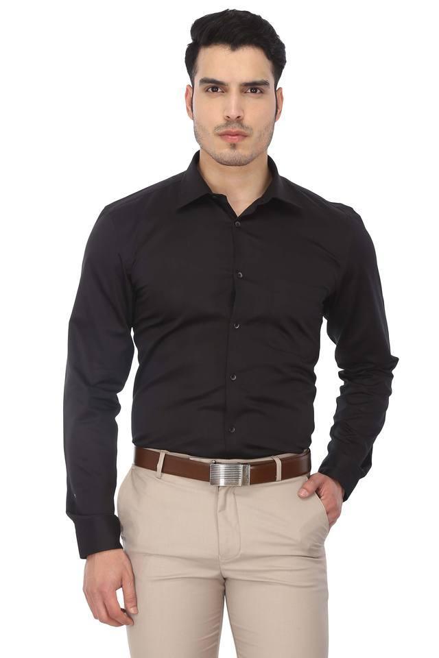 RS BY ROCKY STAR - BlackFormal Shirts - Main