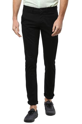 LOUIS PHILIPPE SPORTS -  55-dark GreyCargos & Trousers - Main