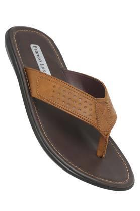 FRANCO LEONEMens Casual Wear Slippers