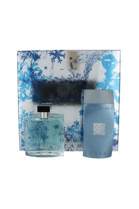Mens Chrome Eau de Toilette and Body Shampoo Set