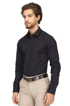 STOP - BlackFormal Shirts - 2