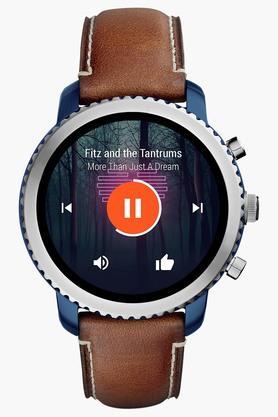 Mens Fossil Q Explorist Gen 3 Smartwatch -FTW4004