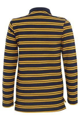 Boys Striped Casual T-Shirts