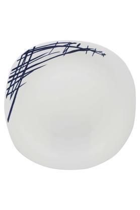 Belladona Square Printed Platter
