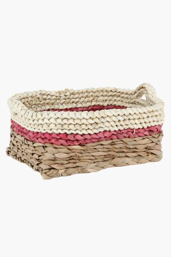 Maize Rectangular Basket