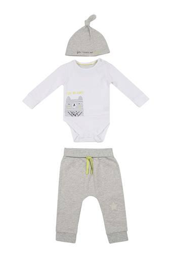 MOTHERCARE -  GreyBabysuits - Main
