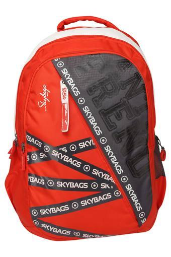 SKYBAGS -  Red Backpacks - Main