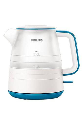 Round Solid Kettle with Handle and Lid - 1L
