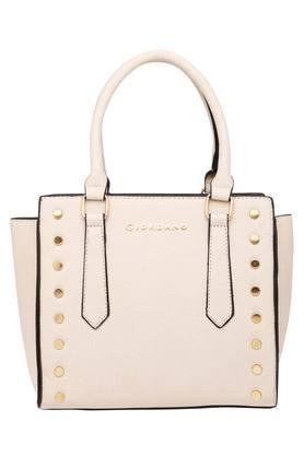 GIORDANOWomens Zipper Closure Satchel Handbag - 203903438_9607
