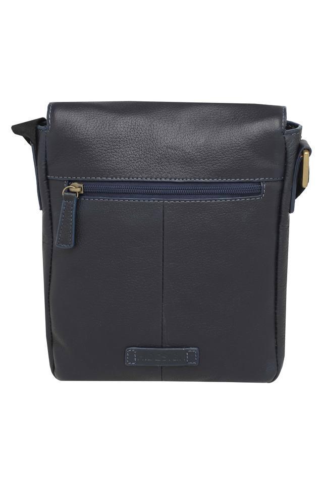 Unisex Snap Closure Sling Bag