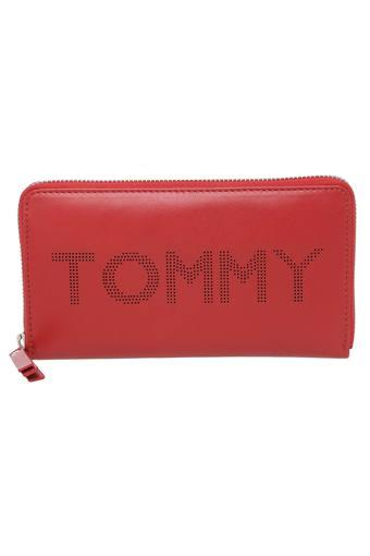 TOMMY HILFIGER -  Red Wallets & Clutches - Main