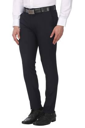 STOP - BlueFormal Trousers - 2