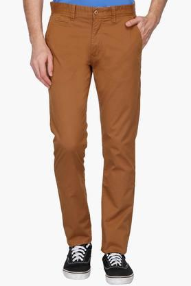 IZOD Mens Slim Fit 4 Pocket Printed Chinos - 202954727