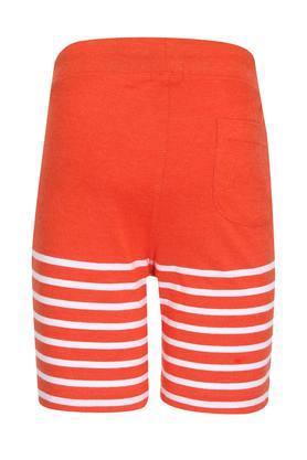 Boys Striped Shorts