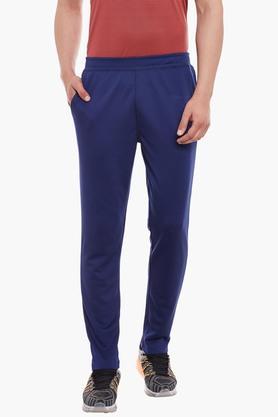 ALCISMens Slim Fit Solid Track Pants - 203098685